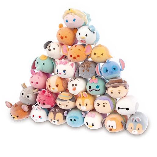 Squishy Toys Big W : Disney TSUM TSUM squishes Bizzimummy