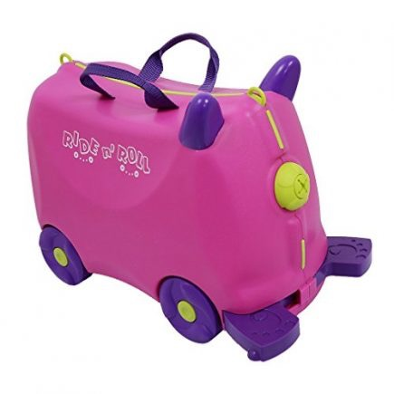 Ride & Roll All the Way There with the Fascol Ride-on Case!